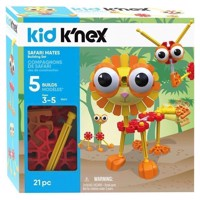 Kid KNex byggesæt  Safari venner