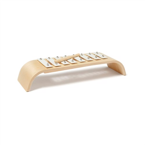 Image of Kids Concept - Xylophone i hvid (7340028729365)