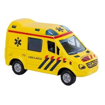 Kids Globe Die-cast Ambulance NL, 8cm