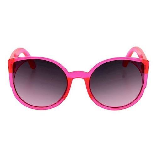 Image of Børnesolbriller cat eye lyserød