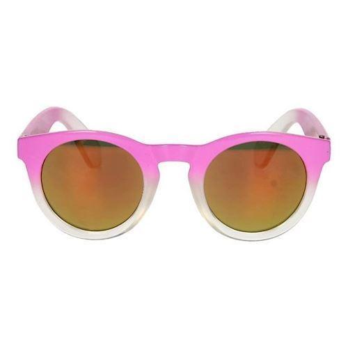 Image of Børnesolbriller rund lyserød
