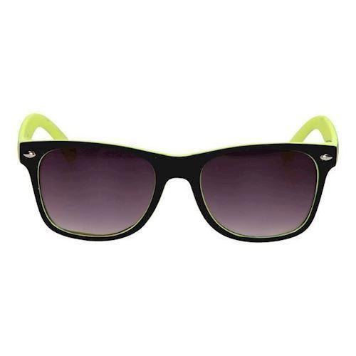 Image of Børnesolbriller wayfarer gul