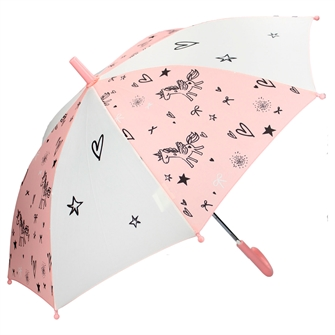 Image of Kidzroom Umbrella Unicorn (8712645271234)