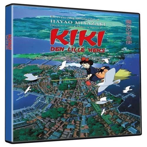 Image of Kiki den lille heks DVD (5705535060165)