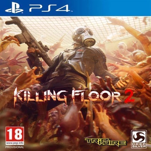 Image of Killing Floor 2 - PS4 (4020628823627)