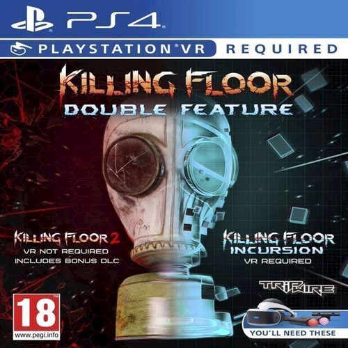 Image of Killing Floor 2, PSVR, PS4 (4020628753320)