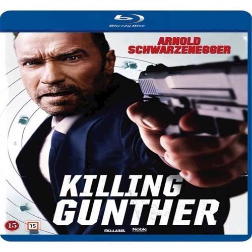 Image of Killing Gunther Blu-ray (5705535060158)