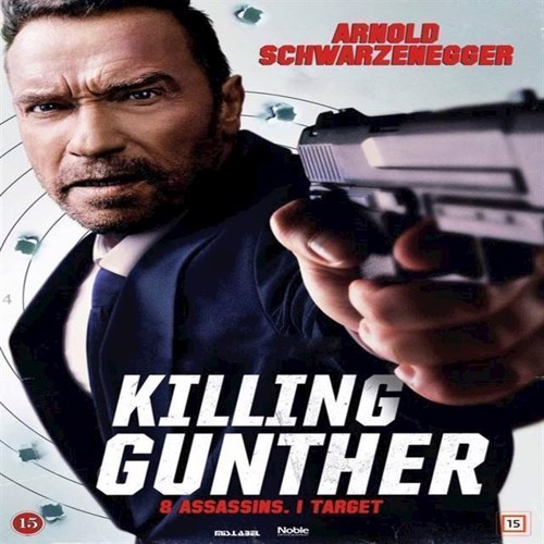 Image of Killing Gunther DVD (5705535060141)
