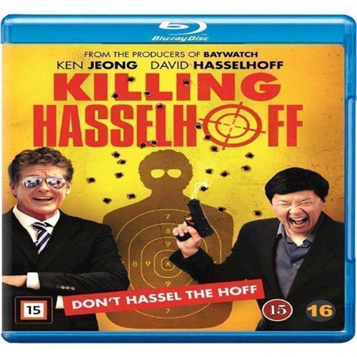 Image of Killing Hasselhoff Blu-ray (5053083128838)