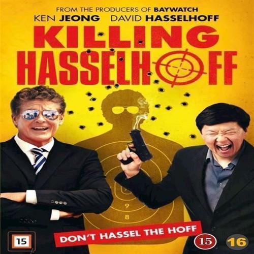 Image of Killing Hasselhoff DVD (5053083128814)