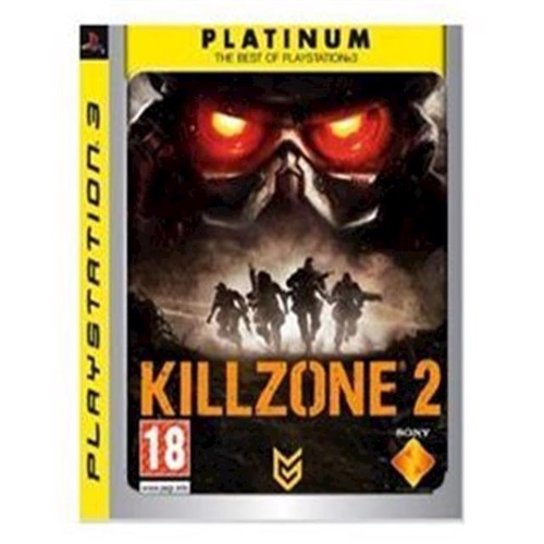 Image of Killzone 2 Platinum - PS3 (0711719158554)