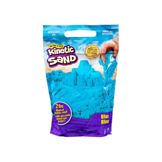 Image of Kinetic sand farvepakke 900g blå