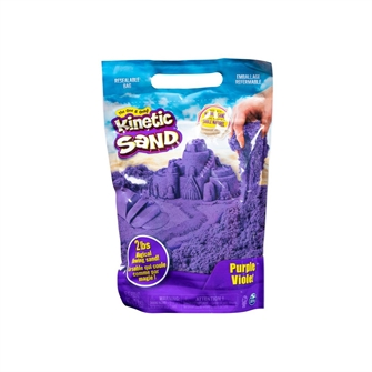 Image of Kinetic sand farvepakke 900g lilla