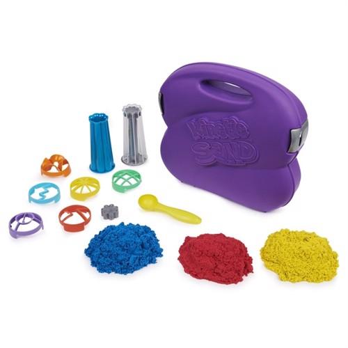 Image of Kinetic Sand - Sandwhirlz Playset (6055859) (0778988134269)