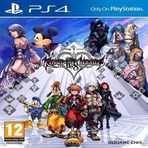 Image of Kingdom Hearts HD 2.8 Final Chapter Prologue - PS4 (5021290071964)