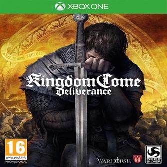 Image of Kingdom Come Deliverance - PS4 (4020628816025)