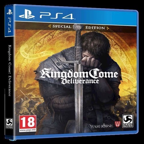 Image of Kingdom Come Deliverance Special Edition - PS4 (4020628815998)