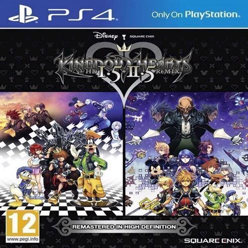 Image of Kingdom Hearts HD 15 25 ReMIX - PS4 (5021290077614)