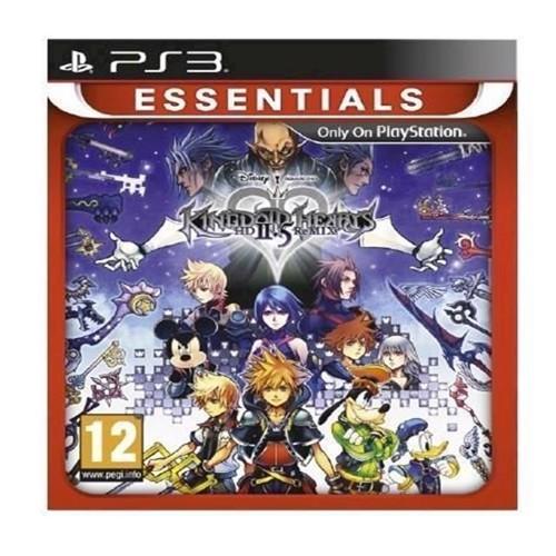 Image of Kingdom Hearts HD 25 ReMIX Essentials - PS3 (5021290072657)