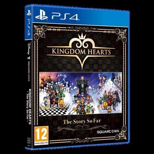 Image of Kingdom Hearts The Story So Far - PS4 (5021290083752)