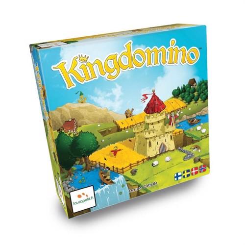 Kingdomino Brætspil Nordisk