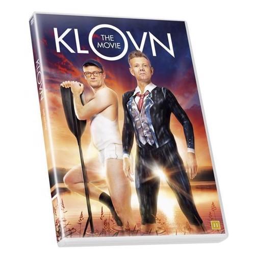 Billede af Klovn the movie DVD