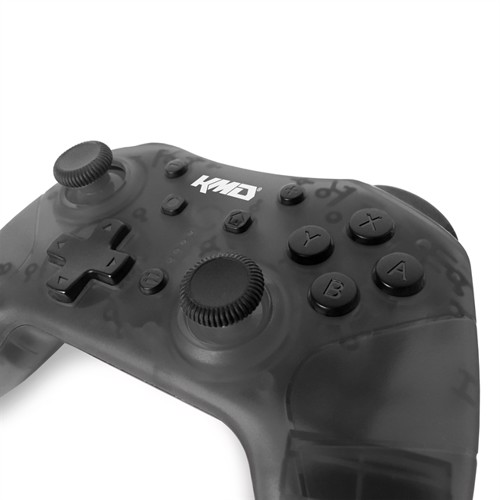 Image of KMD Nintendo Switch Pro Wired Controller Black - Nintendo Switch (0849172011168)