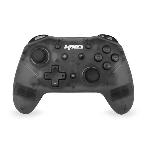 Image of KMD Nintendo Switch Pro Wireless Controller Black - Nintendo Switch (0849172011144)