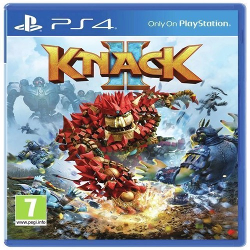 Image of Knack 2 (Nordic) - PS4 (0711719864561)