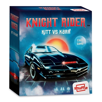 Image of Knight Rider Card Game (5411068861147)