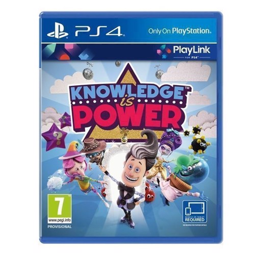 Image of Knowledge is Power (Nordic) - PS4 (0711719948667)