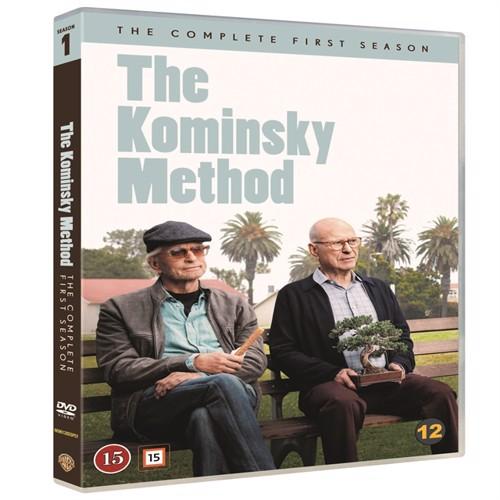 Image of Kominsky Serie 1, DVD (7340112751296)