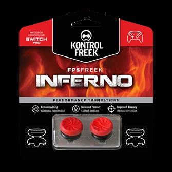 Image of KontrolFreek Nintendo Switch FPS Freek Inferno - Nintendo Switch (0611720409983)