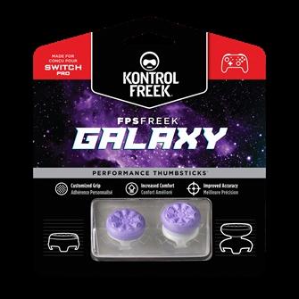 Image of KontrolFreek Nintendo Switch FPS Galaxy Inferno - Nintendo Switch (0611720409990)