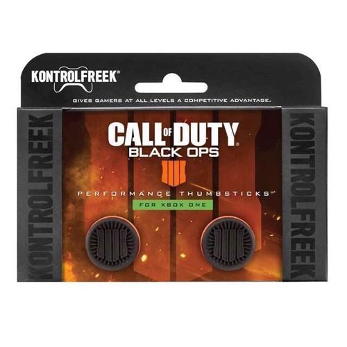 Image of Kontrolfreek Xbox One Call Of Duty Black Ops Iiii 4 Thumb Grips - Xbox One (0704129161412)