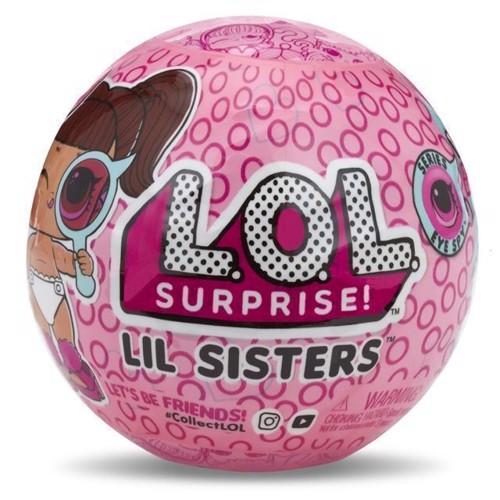 Image of L.O.L. - Surprise Lil Sisters (0035051552154)