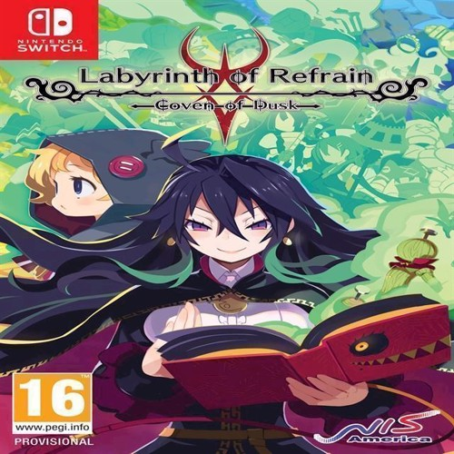 Image of   Labyrinth of Refrain Coven of Dusk