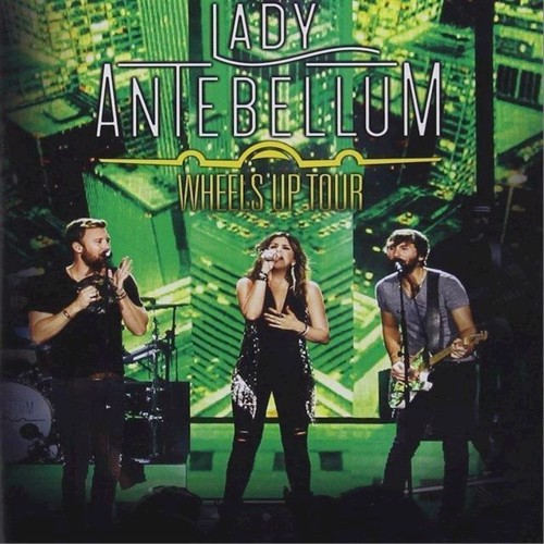Image of Lady Antebellum - Wheels up tour Collectors Edition CD DVD