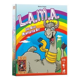 Image of Lama card game (8719214426941)