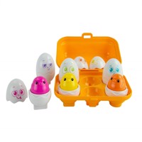 Lamaze - Sort & Squeak Eggs (27354)