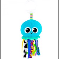 Lamaze - Sprinkles the Jellyfish – On-the-Go Baby Toy (27194)