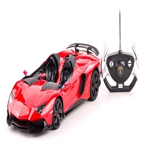 Image of Lamborghini aventador fjernstyret bil 1:12 (6930751307162)