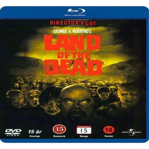 Image of Land Of The Dead Blu-ray (5050582763522)