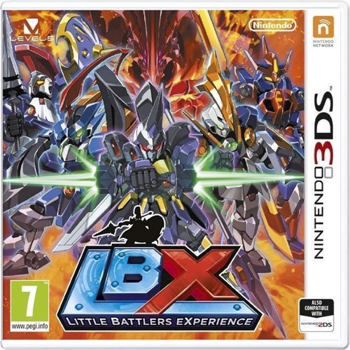 Image of LBX Little Battlers eXperience - Nintendo 3DS