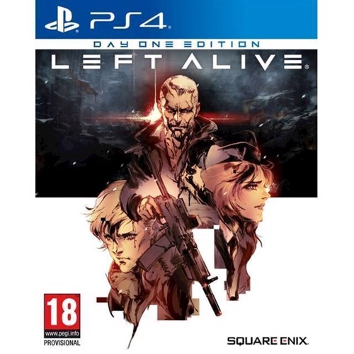 Image of Left Alive Day One Edition - PS4 (5021290080225)