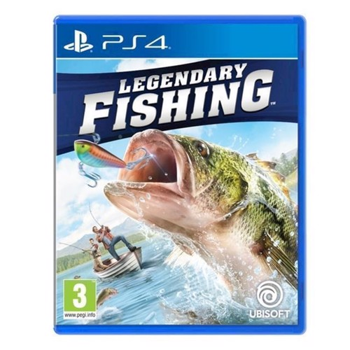 Image of Legendary Fishing - PS4 (3307216084105)