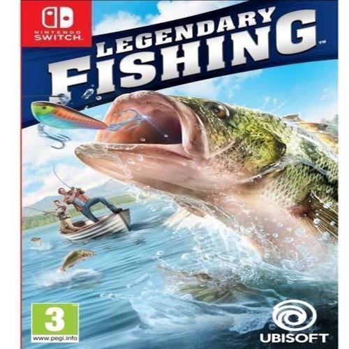 Image of   Legendary Fishing