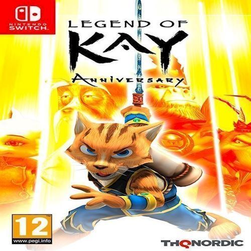 Image of   Legend of Kay