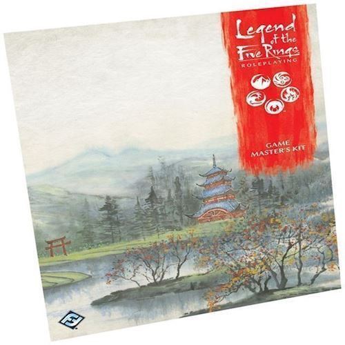 Image of Legend of the Five Rings Game Master Kit