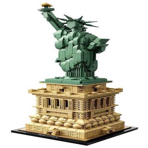 Image of Lego Architecture 21042 Frihedsgudinden (5702016111859)